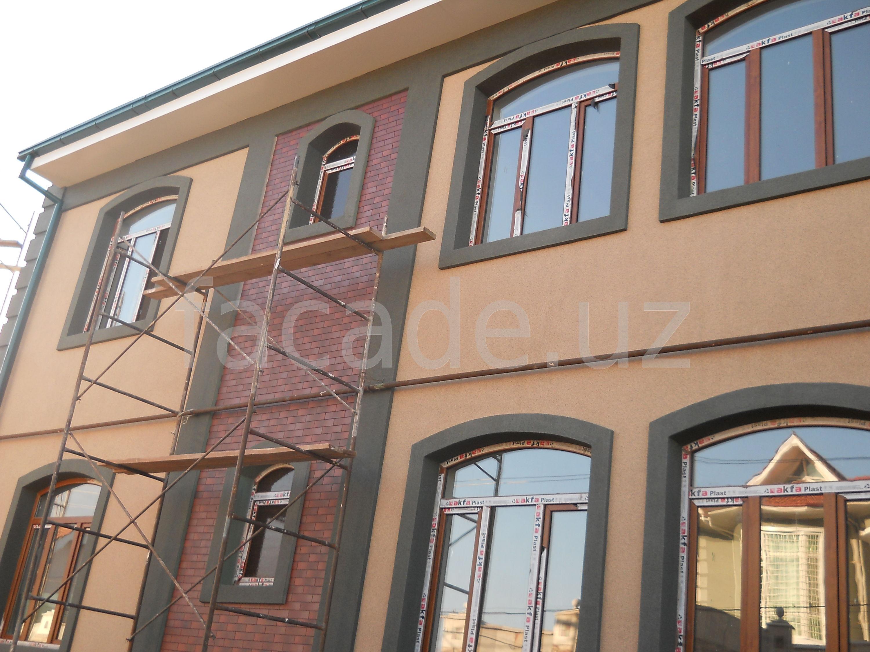 Утепления фасадов пенопластом цена за работу